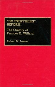 """Do everything"" reform by Richard W. Leeman"
