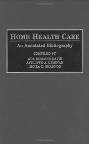 Home health care by Ada Romaine-Davis