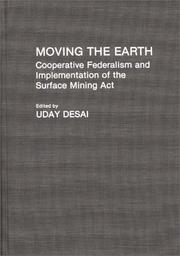 Moving the Earth PDF