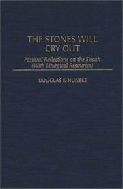 The stones will cry out PDF
