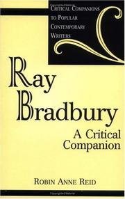 Ray Bradbury by Robin Anne Reid