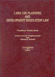 Land use planning and development regulation law PDF