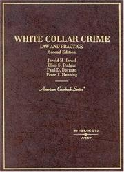 White Collar Crime PDF