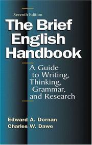 The brief English handbook PDF