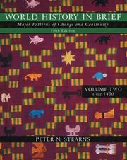 World History in Brief by Peter N. Stearns
