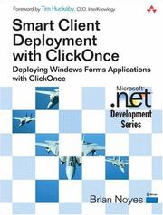 Smart Client Deployment with ClickOnce PDF