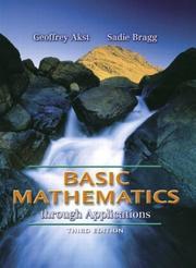 Basic mathematics through applications PDF