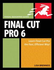 Final cut pro 6 by Lisa Brenneis