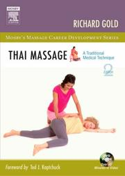 Thai Massage by Richard Gold
