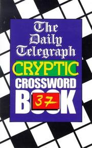 Daily Telegraph Cryptic Crossword Book (Crossword) PDF