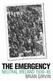The Emergency by Brian Girvin