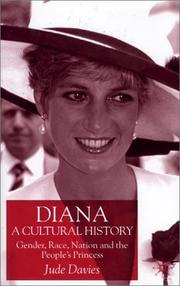 Diana, a cultural history by Jude Davies