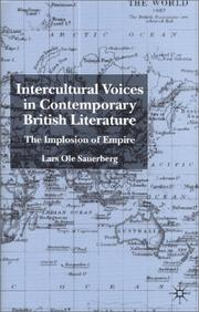 Cover of: Intercultural voices in contemporary British literature by Lars Ole Sauerberg