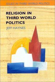 Religion in Third World Politics (Issues in Third World Politics) PDF