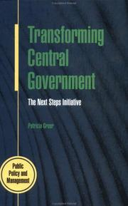 Transforming central government PDF