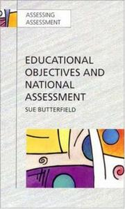 Educational objectives and national assessment PDF