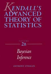 Kendall's advanced theory of statistics