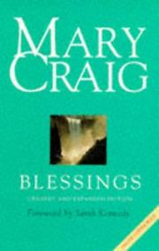 Blessings by Mary Craig