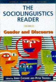 Sociolinguistics reader