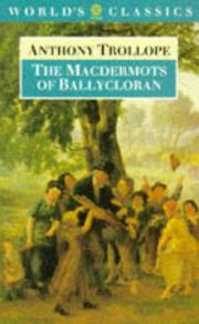The Macdermots of Ballycloran by Anthony Trollope