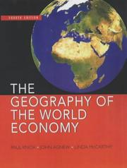 The geography of the world economy PDF