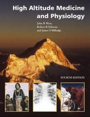 High Altitude Medicine and Physiology by West, John B.