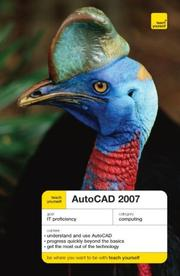 Teach Yourself AutoCAD PDF