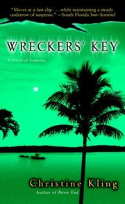 Wrecker&#39;s key by Christine Kling