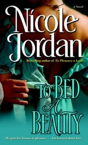 To bed a beauty PDF