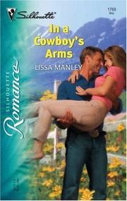 In a cowboy's arms PDF