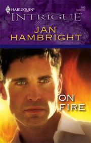 Cover of: On Fire | Jan Hambright