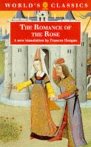 Roman de la Rose by Guillaume de Lorris