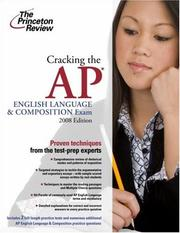 Cracking the AP English Language & Composition Exam PDF