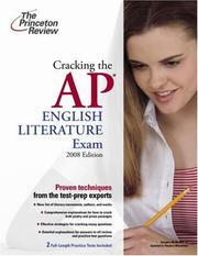 Cracking the AP English Literature Exam PDF