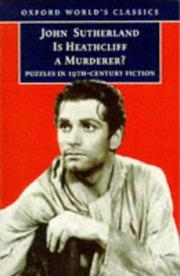 Is Heathcliff a Murderer? PDF