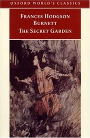 Cover of: The secret garden by Frances Hodgson Burnett
