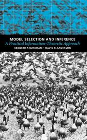 Model selection and inference PDF