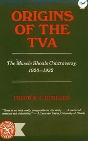 Origins of the TVA PDF