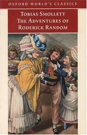 Adventures of Roderick Random by Tobias Smollett