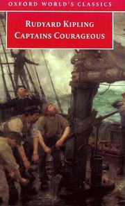 Cover of: Captains Courageous (Oxford World's Classics) by Rudyard Kipling