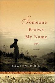 Someone Knows My Name PDF
