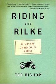 Riding with Rilke by Ted Bishop