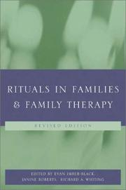 Rituals in Families and Family Therapy PDF