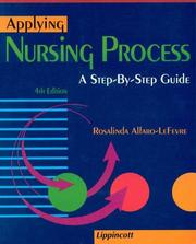 Applying nursing process PDF