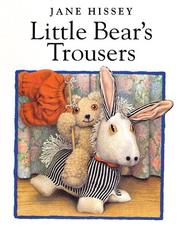 Little Bear&#39;s Trousers by Jane Hissey