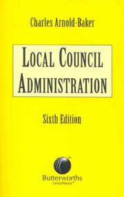 Local council administration in English parishes and Welsh communities PDF
