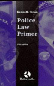Police law primer PDF