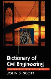 A dictionary of civil engineering PDF