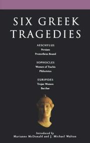 Six Greek Tragedies PDF
