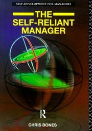 The self-reliant manager PDF